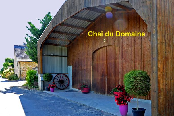 Aire camping-car à Chinon (37500) - Photo 4